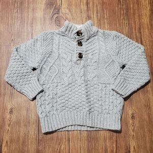 Cat & Jack Knit Sweater - 4T
